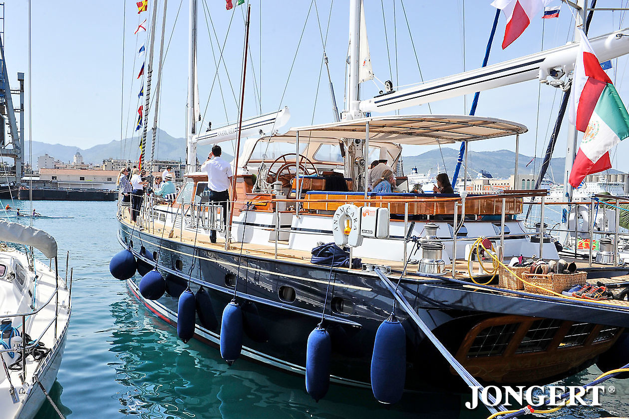 395 Anamcara Port View 1 - Jongert Shipyard