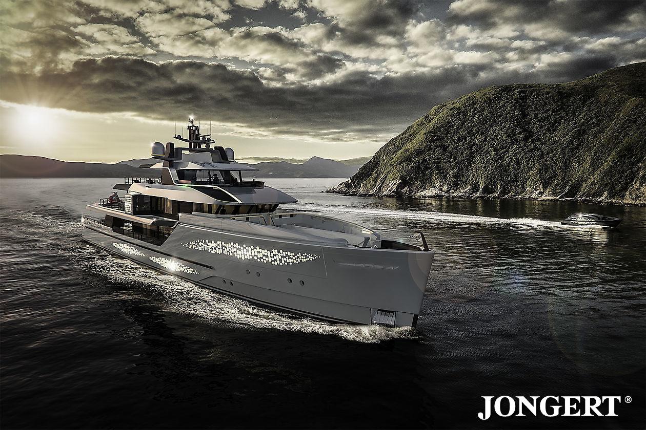 Jongert 47m MY - Jongert Shipyard