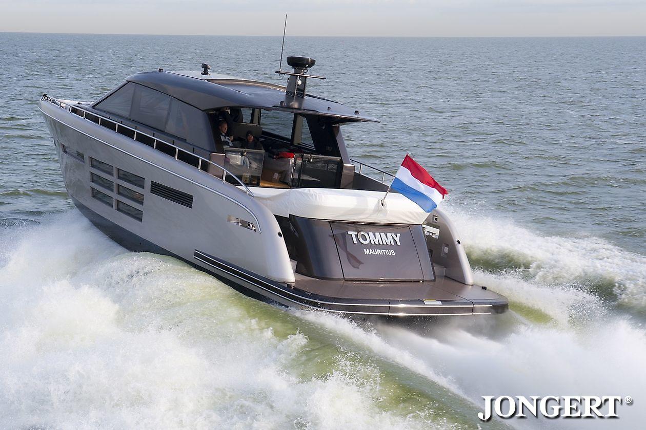 MY 1800 C - Jongert Shipyard